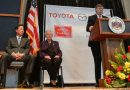 Plans for Toyota-Mazda plant still coming together, exec says