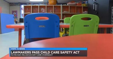 Alabama lawmakers approve expanded child care oversight