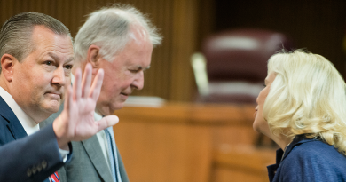 Lawmaker admits new ethics bill would have saved Mike Hubbard from prosecution